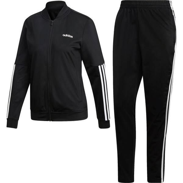 ADIDAS Damen Back 2 Basics 3-Streifen Trainingsanzug