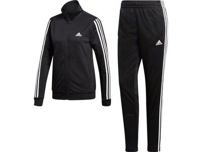 ADIDAS Damen Team Sport Trainingsanzug Schwarz
