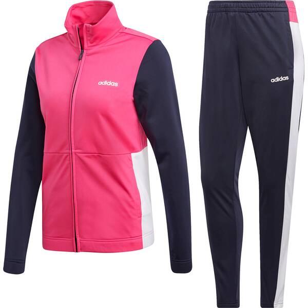 ADIDAS Damen Plain Tricot Trainingsanzug