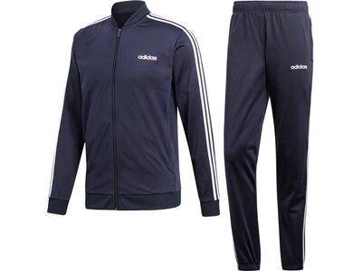 ADIDAS Herren 3-Streifen Trainingsanzug Grau