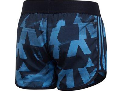 ADIDAS Kinder Training Marathon Shorts Blau