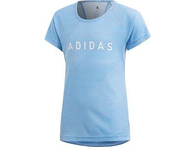 ADIDAS Kinder T-Shirt Branded Blau