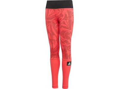 ADIDAS Damen Training Summer Tight Rot