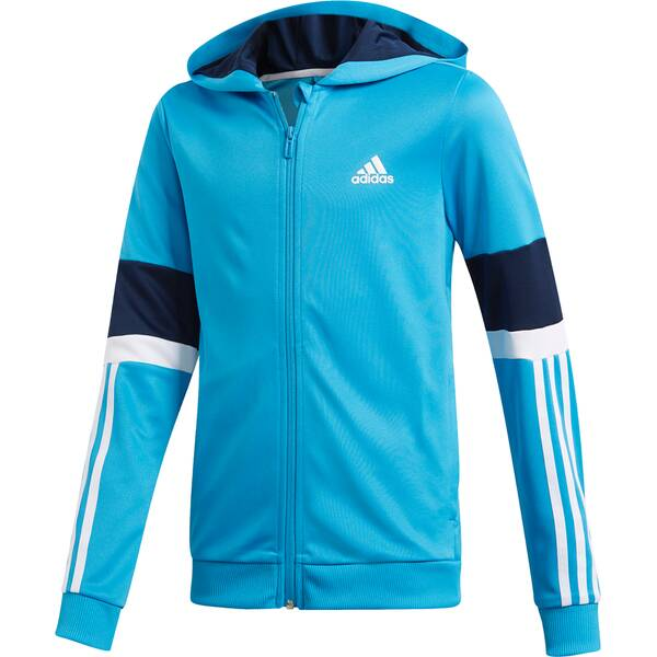 ADIDAS Kinder Equipment Kapuzenjacke