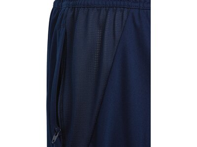 adidas Jungen Training Equipment Shorts Blau