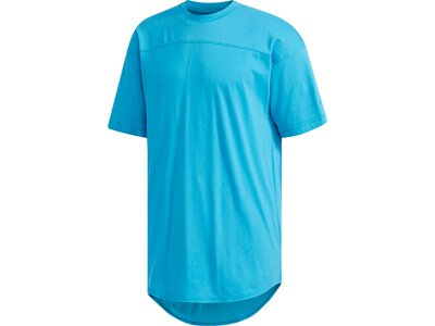 ADIDAS Herren T-Shirt Sport 2 Street Summer Blau