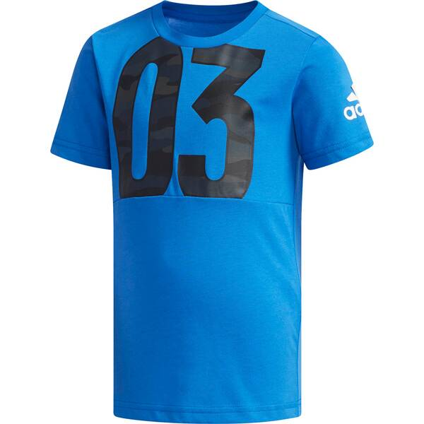 ADIDAS Kinder Cotton T-Shirt