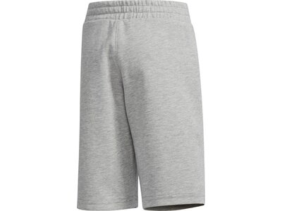 ADIDAS Kinder Bermuda Shorts Silber