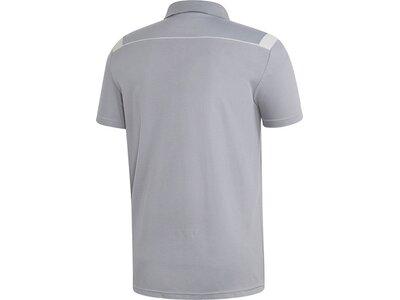 ADIDAS Herren Tiro 19 Cotton Poloshirt Grau