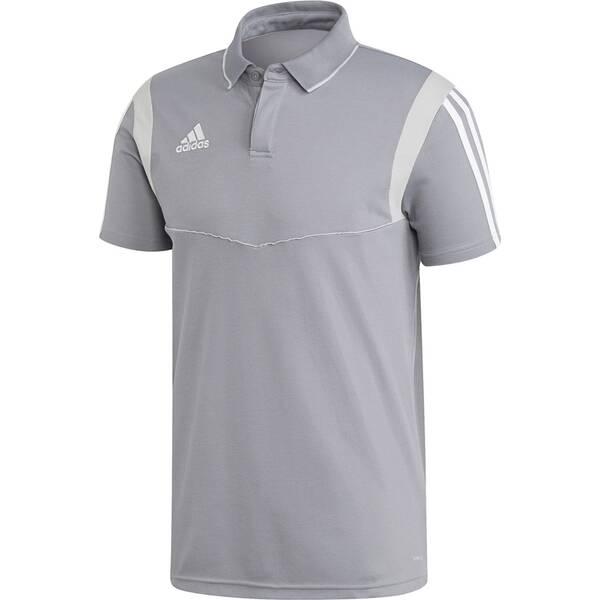 ADIDAS Herren Tiro 19 Cotton Poloshirt
