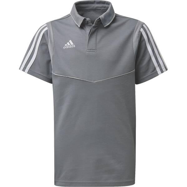 ADIDAS Kinder Tiro 19 Cotton Poloshirt