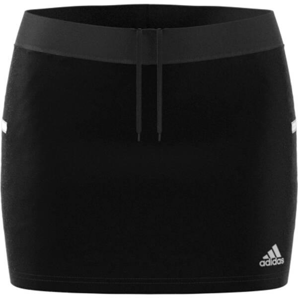 Hosen - ADIDAS Damen Team 19 Skort › Schwarz  - Onlineshop Intersport