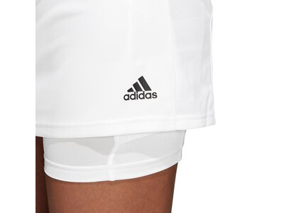ADIDAS Fußball - Teamsport Textil - Shorts Team 19 Skirt Rock Damen Grau