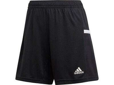 ADIDAS Damen Team 19 Shorts Schwarz