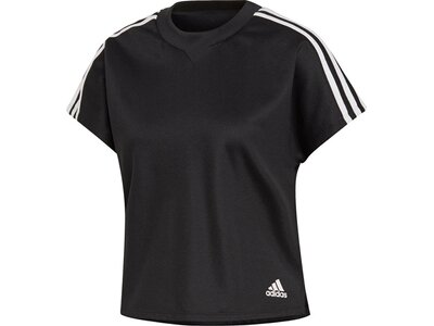 ADIDAS Damen T-Shirt AtTEEtude Schwarz