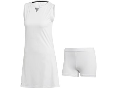 ADIDAS Damen Club Kleid Grau