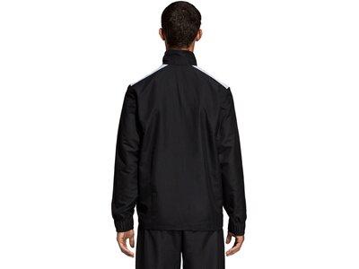 ADIDAS Fußball - Teamsport Textil - Jacken Regista 18 Präsentationsjacke Schwarz