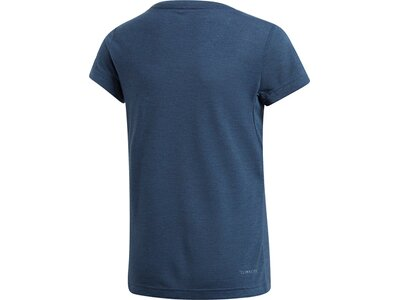 ADIDAS Kinder T-Shirt Prime Blau