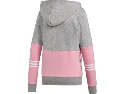 ADIDAS Damen Cotton Energize Trainingsanzug Grau