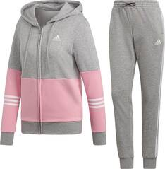 ADIDAS Damen Cotton Energize Trainingsanzug