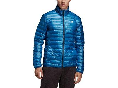 ADIDAS Varilite Down Jacket Blau