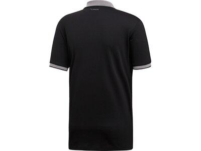 ADIDAS Herren Club Poloshirt Schwarz