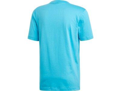 ADIDAS Herren T-Shirt Must Haves Badge of Sport Blau