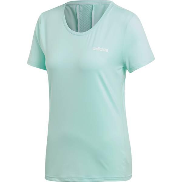 ADIDAS Damen Design 2 Move Solid T-Shirt