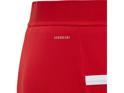 ADIDAS Fußball - Teamsport Textil - Shorts Team 19 Skirt Rock Kids Rot