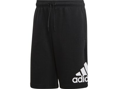 adidas Herren LOUNGEWEAR Must Haves Badge of Sport Shorts Schwarz