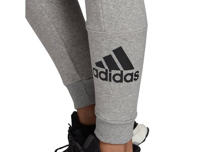 ADIDAS Damen Sporthose W MH BOS Grau