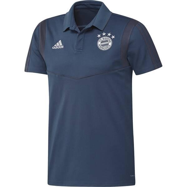 ADIDAS Herren Polo-Shirt FC BAYERN