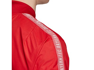 ADIDAS Replicas - Jacken - International FC Bayern München Anthem Jacket Jacke Rot