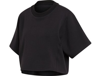 ADIDAS Damen T-Shirt Wanderlust Schwarz