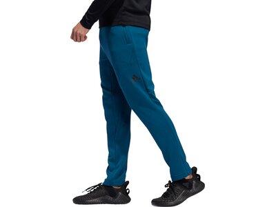 ADIDAS Herren Climawarm Trainingshose Blau