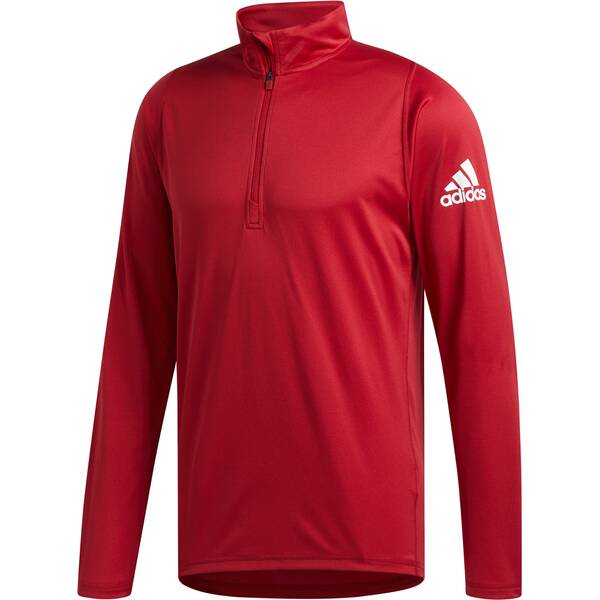 ADIDAS Herren Shirt FreeLift Sport 1/4 Zip