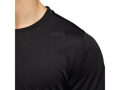 ADIDAS Herren Shirt FL_TEC Z FT CCO Schwarz