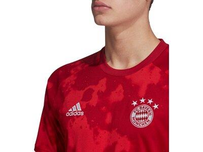 ADIDAS Herren Trikot FC BAYERN Pre-Match Rot