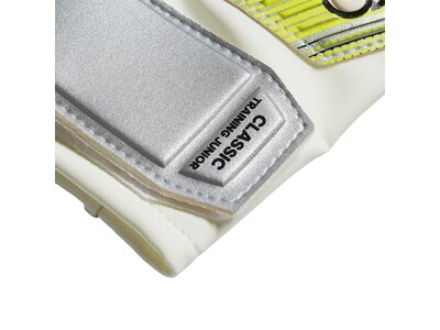 ADIDAS Kinder Handschuhe CLASSIC TRN Silber