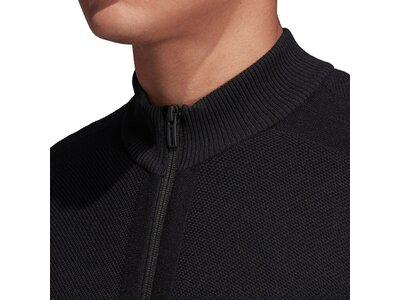 ADIDAS Lifestyle - Textilien - Jacken ID Knit TT Jacke Schwarz