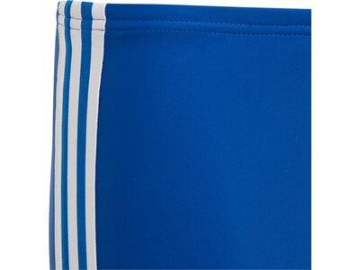 ADIDAS Kinder 3-Streifen Jammer-Badehose Blau