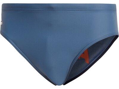 ADIDAS Herren Logo Fitness Badehose Blau