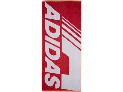 ADIDAS BEACH TOWEL Pink