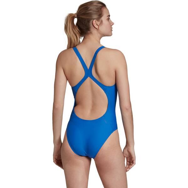 Bademode - ADIDAS Damen Athly V Logo Badeanzug › Braun  - Onlineshop Intersport
