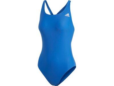ADIDAS Damen Badeanzug FIT SUIT SOL Blau