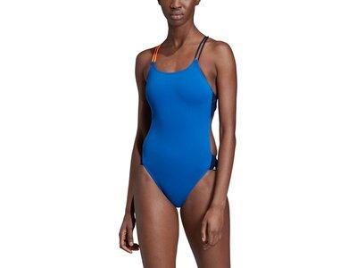 ADIDAS Damen Badeanzug PRO SUIT WMB Blau