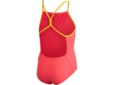 ADIDAS Kinder Badeanzug Rot