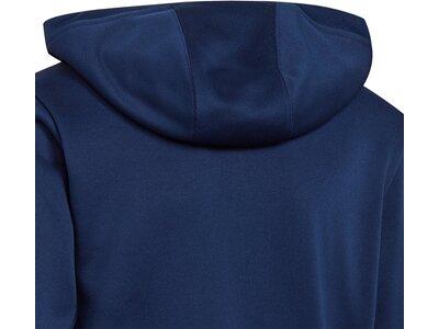 ADIDAS Fußball - Teamsport Textil - Sweatshirts Team 19 Kapuzensweatshirt Kids Blau