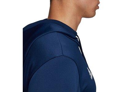 ADIDAS Fußball - Teamsport Textil - Sweatshirts Team 19 Kapuzensweatshirt Blau