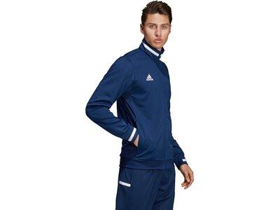 ADIDAS Fußball - Teamsport Textil - Jacken Team 19 Track Jacket Jacke Blau